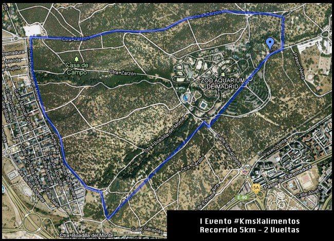 Plano Zoo Casa de Campo
