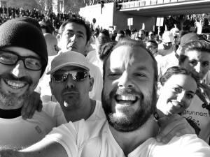 MaratonBarcelonaLuisVegaEquipo